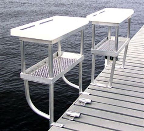 Catch Em And Clean Em In Style With A Dockside Fish Fish Cleaning Tables