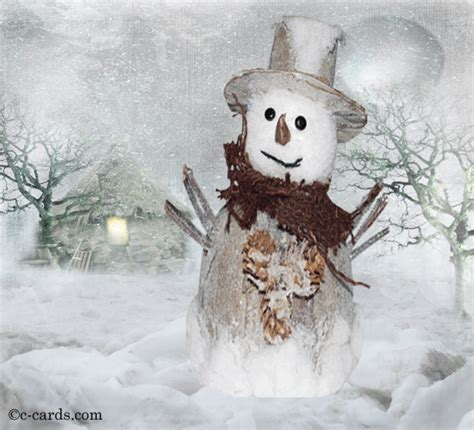 dancing frosty    ecards greeting cards