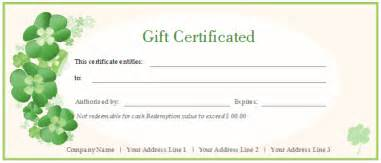 gift certificate template word 2007 what is the best gift certificate template in word 2007