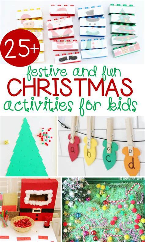 christmas activities for kids children s activities for