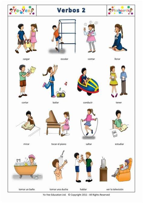 imagenes verbos reflexivos verbos spanish ideas pinterest verbos espa 241 ol y