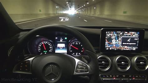 mercedes   head  display  distronic