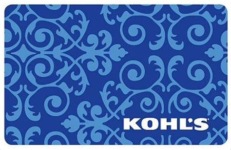 Buy Kohl S E Gift Card - image gallery kohl s gift card rules