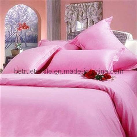 pink silk comforter china pink color silk bedding set spc004 china silk