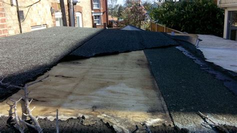 Re Roofing A Shed With Roofing Felt by Re Felt Your Shed Roof
