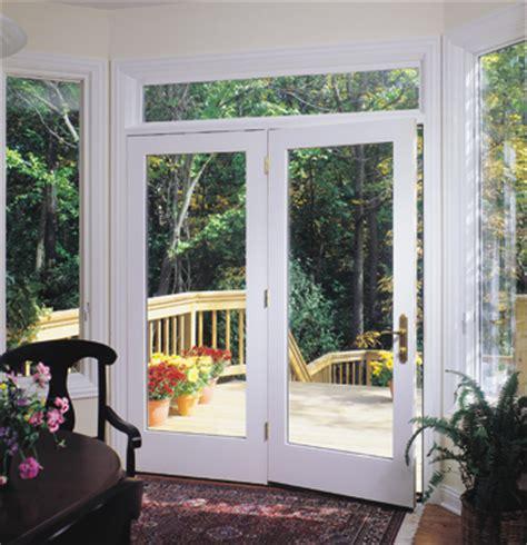 center swing patio doors patio door center hinged patio door