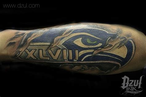 seattle seahawks tattoos 17 best seattle seahawks s images on