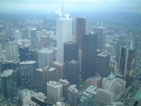 toronto financial district stock photo freeimagescom