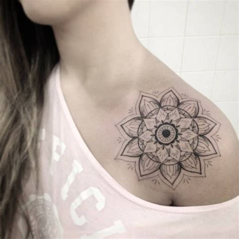 mandala tattoo white 53 top mandala tattoos of all time