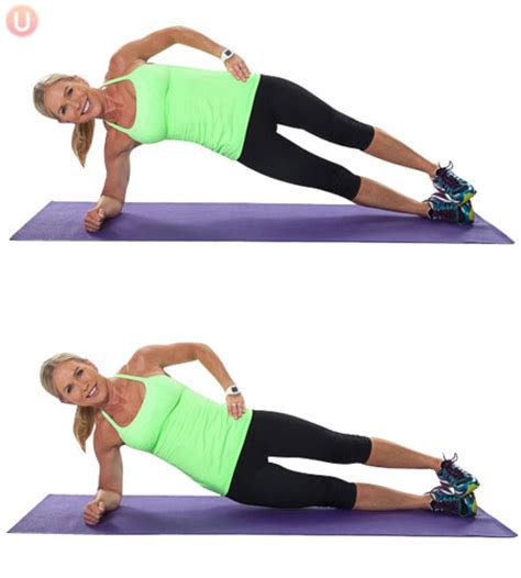 15 minute workout to get rid of lower belly pooch get healthy u