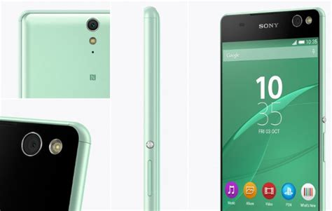 Hp Sony Xperia Android C5 xperia c5 ultra smartphone android khusus selfie dari sony