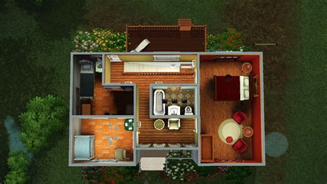 tiny house for family of 4 mod the sims classic family home no cc 3bed 2bath