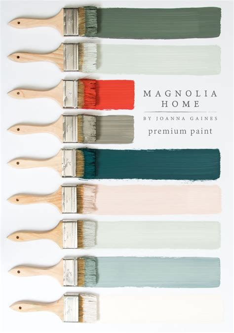 you wondered what paint is on fixer here s your solution magnolia home by