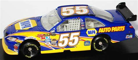 Michael Toyota Parts Toyota Camry Nascar 2008 Michael Waltrip Racing Napa Auto
