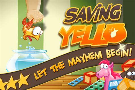 saving yello full version apk android ios saving yello 搶救小金魚 超好玩的益智遊戲 月光下的嘆息