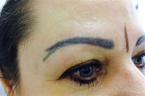 eyebrow tattoo cost uk let the buyer beware there s botched brows everywhere