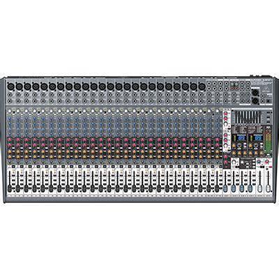Mixer Behringer Eurodesk Sx3242fx behringer eurodesk sx3242fx 32 input live mixing desk