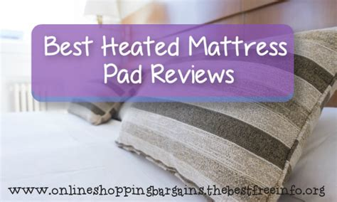 Best Heating Mattress Pad by Electric Leaf Blower Reviews 2013 Autos Post