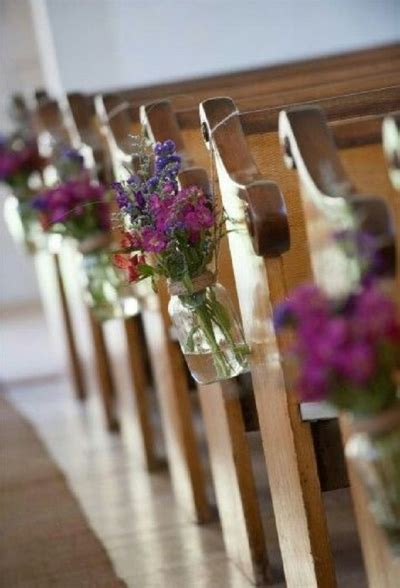 Wedding Aisle Decorations Church by 20 Stunning Church Wedding Aisle Decorations