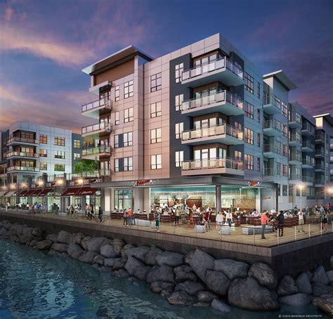 Quincy Ma Apartment Buildings Meriel Marina Bay Quincy Properties Hines