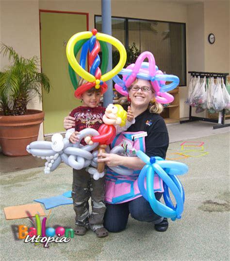 entertainment birthday san diego birthday entertainment by balloon utopia