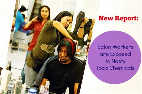 dangerous chemical used in hair salons to straighten hair are quot formaldehyde free quot hair straighteners safe