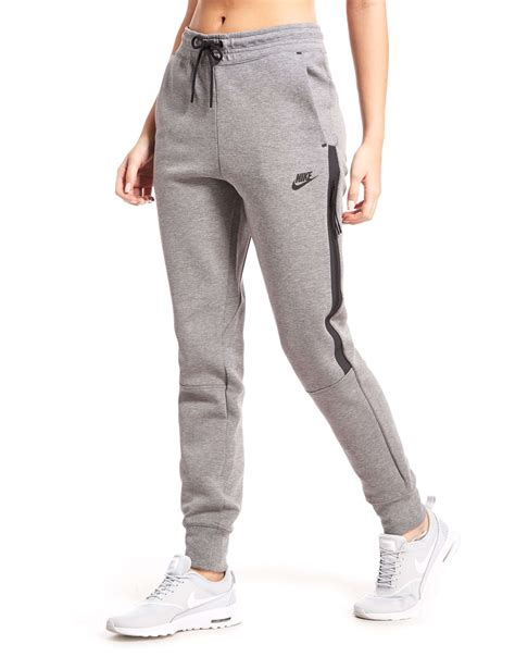 girls gray and black joggers pants women nike tech joggers with unique styles in south africa