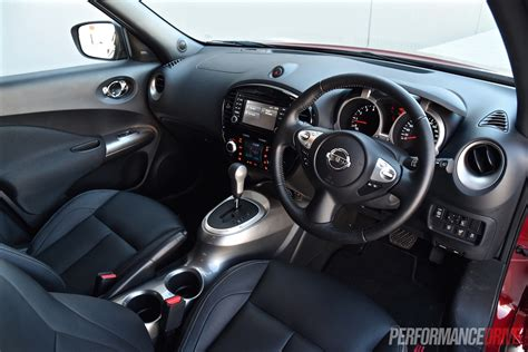 nissan juke grey interior 2015 nissan juke ti s awd review performancedrive
