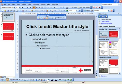 powerpoint master template powerpoint template edit master gallery powerpoint