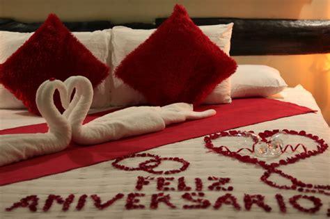 decorar habitacion romantica decoracion noche romantica hotel