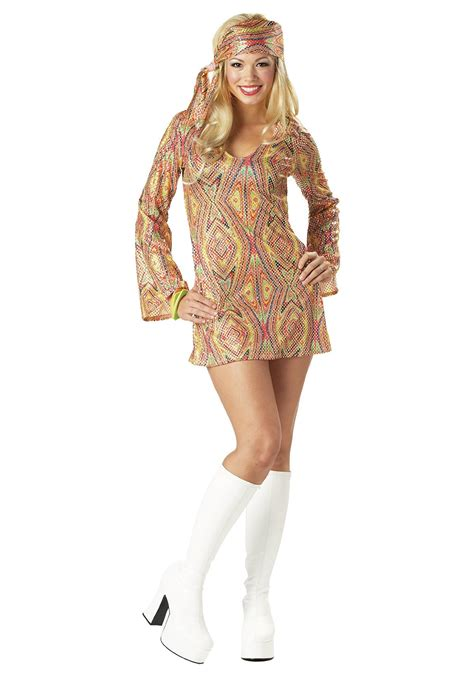 Disco Dress disco costume dress 70s costumes for