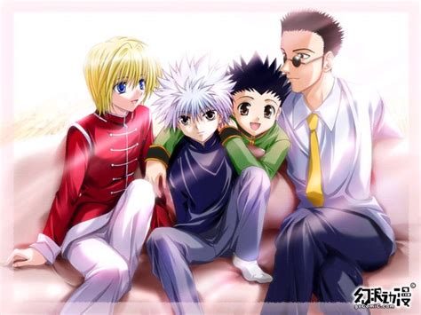 anime hunter x hunter hunter x hunter wallpaper