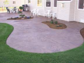 Small Concrete Patio Designs Agamedes Construction Decorative Concrete Flatwork