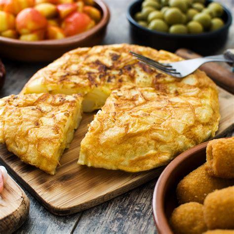 recetas de cocina tortilla de patatas receta de tortilla de patatas cocina espa 241 ola espa 241 a
