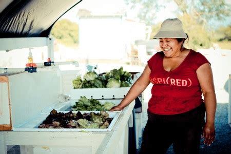 Nelieda Green a new american farmer green living