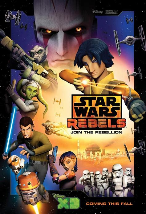 wars tv show wars rebels tv series 2014 filmaffinity