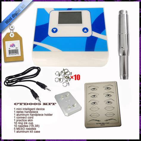 tattoo kit hs code 2015 new desgin listed digital tattoo makeup pen kit buy