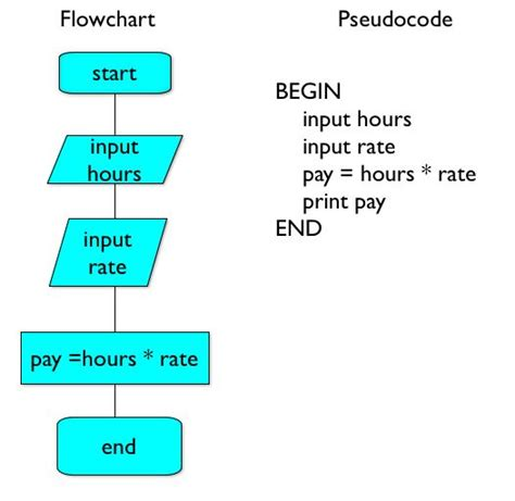 algorithm flowchart pseudocode 33 best images about computer programming on