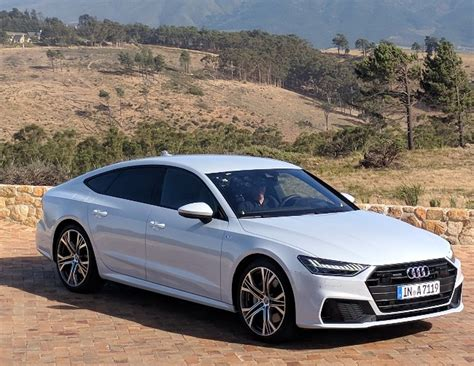 2019 Audi A7 Headlights by 2019 Audi A7 Test Drive Auto Reviews