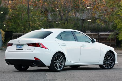 lexus is 250 2014 lexus is 250 awd f sport quick spin photo gallery