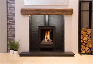 Gas Fired Fireplace by Gas Stoves Nottingham Ilkeston Derby The Fireplace Studio