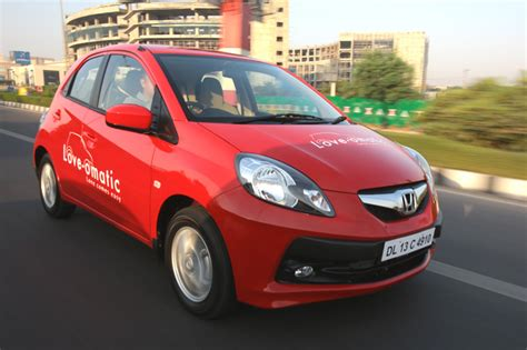 honda brio automatic specifications honda brio automatic review test drive and video