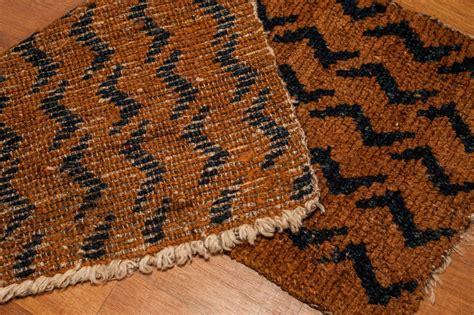 tiger rug small tibetan tiger rug at 1stdibs
