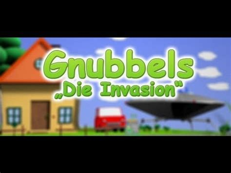 gnubbels die invasion / gnubbels the invasion (english