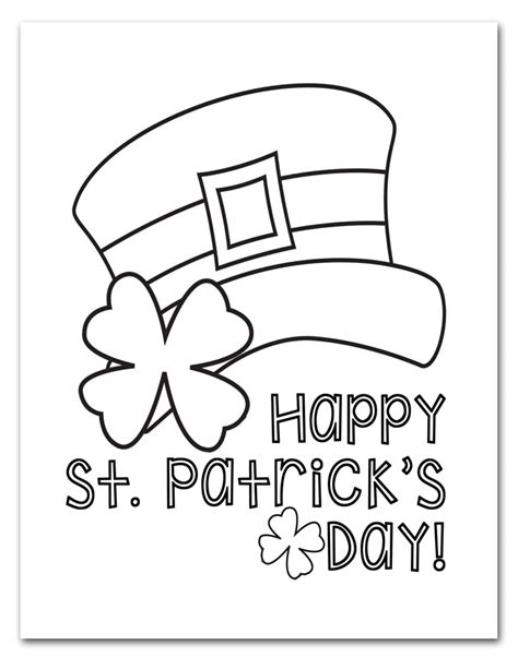 free printable st day coloring pages free printable st s day coloring pages i should
