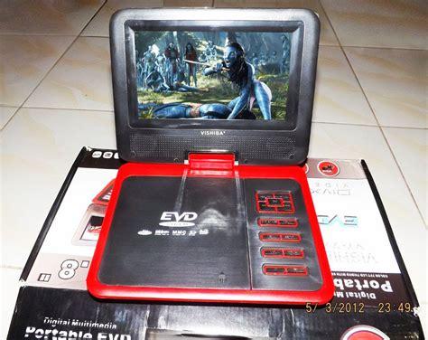 Bagus Dvd Player Portable Tv Tuner Gamenstick Fm Radio Layar 8 kedai wahyu visiba dvd tv portabel handal berkwalitas