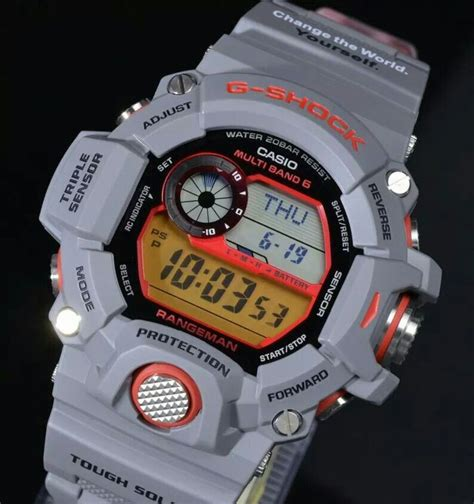 Gshock Rangeman The Sea And The Earth Gw 9403kj 9 Original 17 best images about g shock rangeman on nu est jr and honey