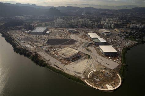 sedi olimpiadi 2016 rischio acque inquinate migliaia di pesci morti