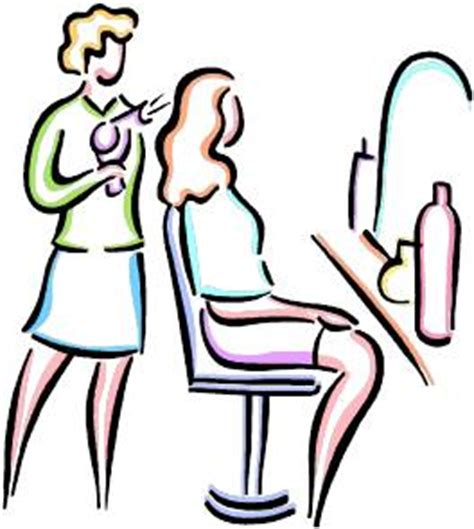 Hair Salon Clipart Free salon awareness caign clipart panda free clipart images