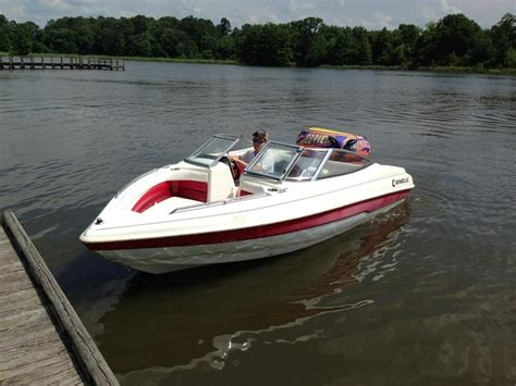 bowrider boat specs 1998 caravelle bowrider 1750 powerboat for sale in georgia